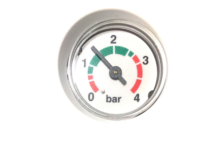 low boiler pressure