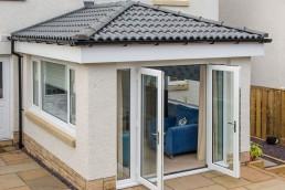 Doors opened to property
